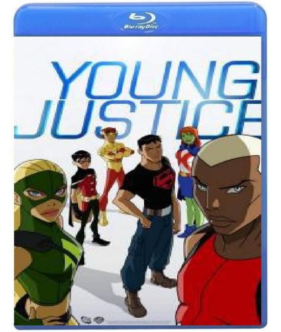 Юная Лига Справедливости (1 сезон) [Blu-ray]
