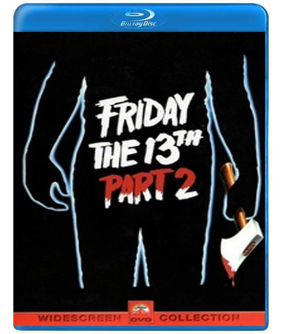 Пятница 13 Часть 2 [Blu-Ray]