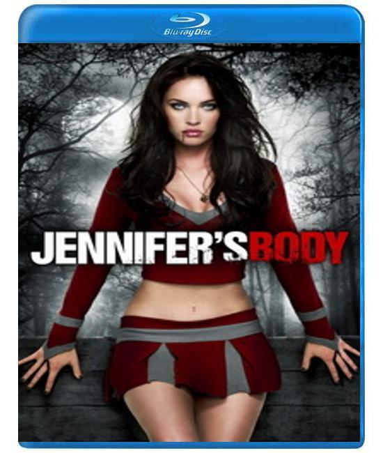 Тело Дженнифер (Театральная и Расширенная версия) [Blu-ray]