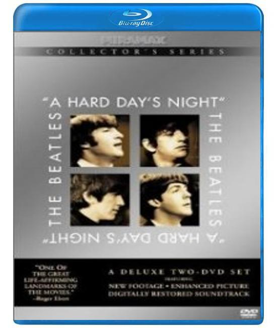 The Beatles: Вечер трудного дня [Blu-ray]