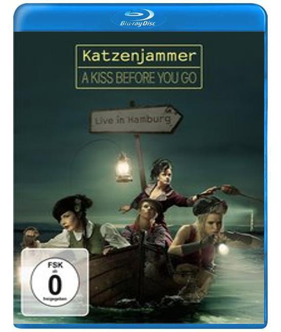 Katzenjammer: A Kiss Before You Go - Live in Hamburg [Blu-Ray]