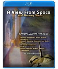 Виды из космоса и райская музыка [Blu-ray]