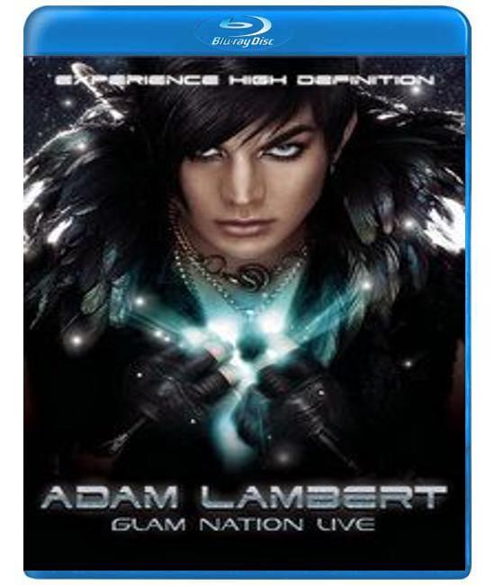 Adam Lambert - Glam Nation Live [Blu-Ray]