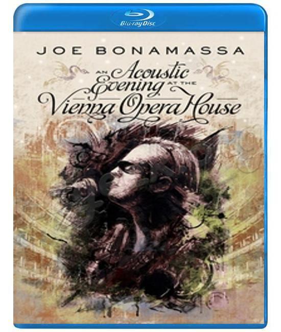 Joe Bonamassa: An Acoustic [Blu-ray]