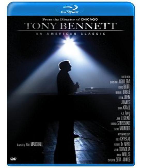 Tony Bennett: An American Classic [Blu-Ray]