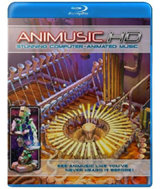 Animusic HD [Blu-Ray]