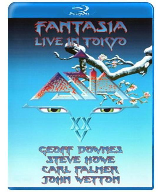 Asia - Fantasia Live in Tokyo [Blu-Ray]