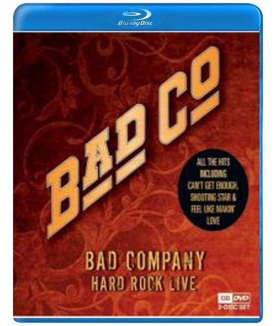 Bad Company: Hard Rock Live [Blu-Ray]