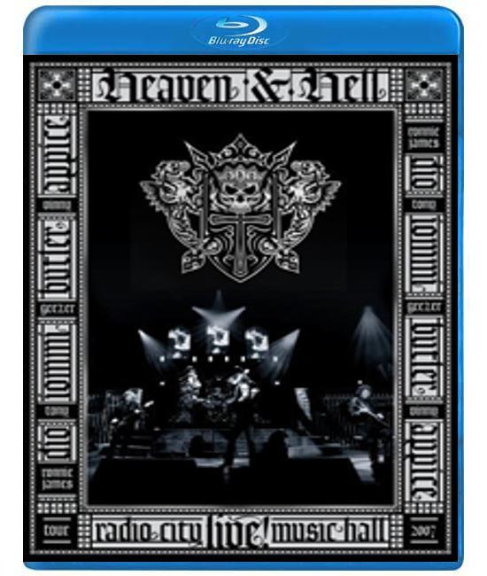 Black Sabbath And Dio - Heaven and Hell - Radio City Music Hall