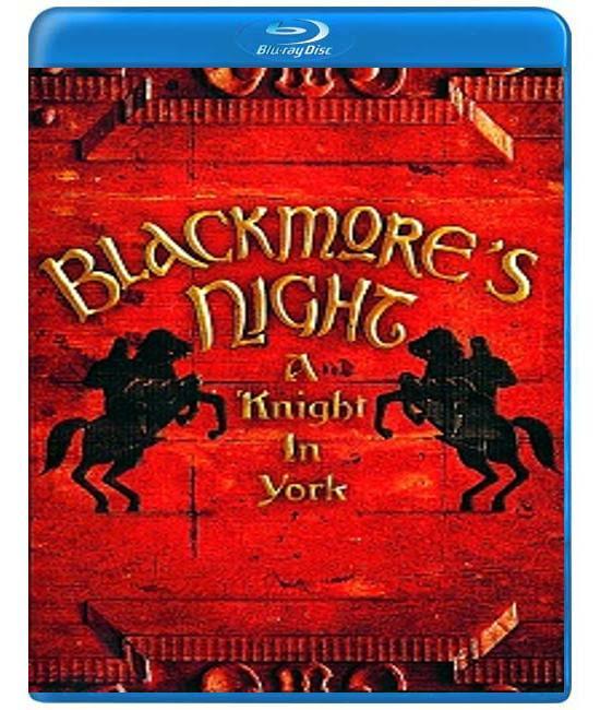 Blackmore s Night - A Knight In York 2011 [Blu-ray]