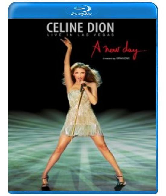Celine Dion: A New Day... Live in Las Vegas [Blu-Ray]