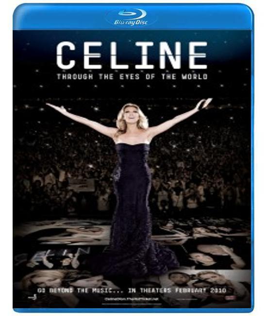 Селин: Мир ее глазами [Blu-ray]