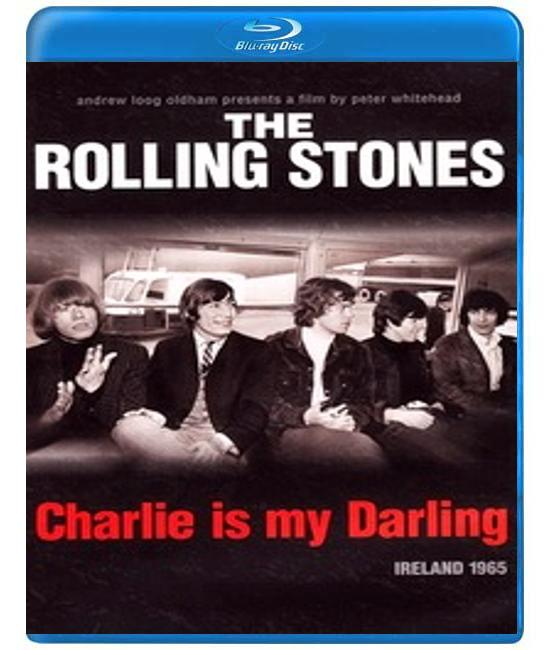 The Rolling Stones: Charlie Is My Darling - Ireland  [Blu-ray]