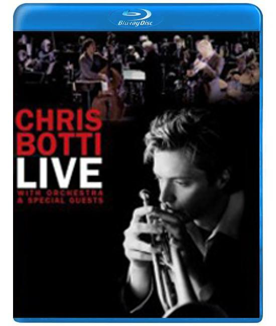 Chris Botti - Live With Orchestra and Special Guests [Blu-Ray]