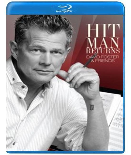 David Foster and Friends: Hit Man Returns [Blu-ray]