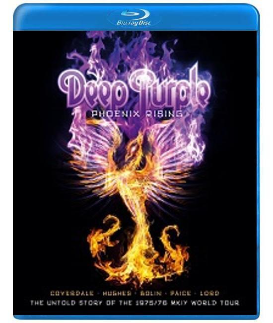 Deep Purple - Phoenix Rising [Blu-Ray]