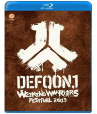Defqon.1 Festival 2013: Weekend Warriors [Blu-ray]