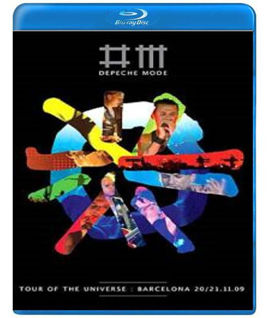 Depeche Mode: Tour of the Universe (Live in Barcelona) [2 Blu-Ray]