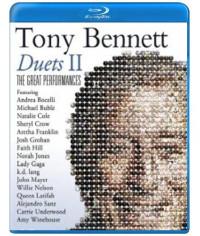 Tony Bennett: Duets II - The Great Performances [Blu-Ray]