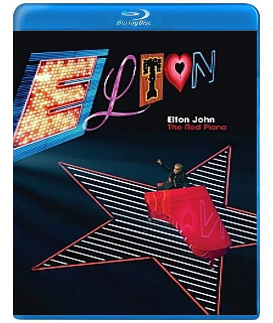 Elton John: The Red Piano [Blu-Ray]