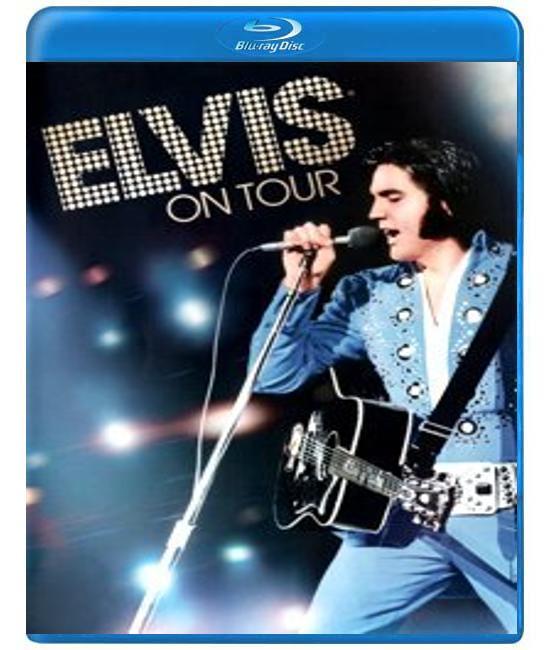 Элвис на гастролях / Elvis on Tour