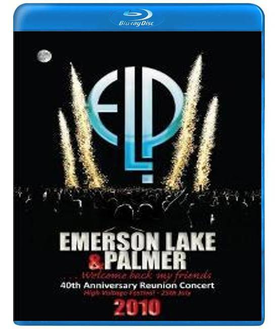 Emerson Lake & Palmer - 40th Anniversary Reunion Concert 2010
