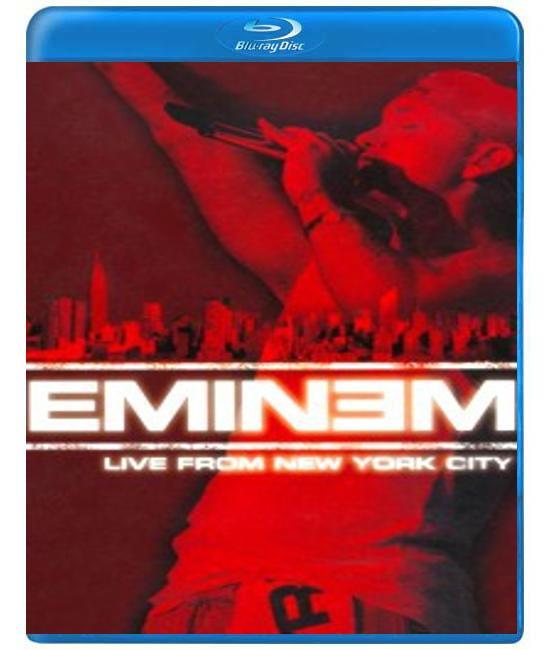 Eminem - Live From New York City [Blu-Ray]