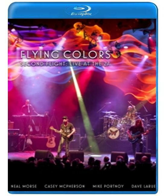 Flying Colors - Second Flight - Live At The Z7 [Blu-ray]