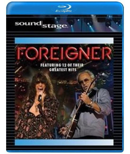 Foreigner: Greatest Hits - Soundstage [Blu-Ray]