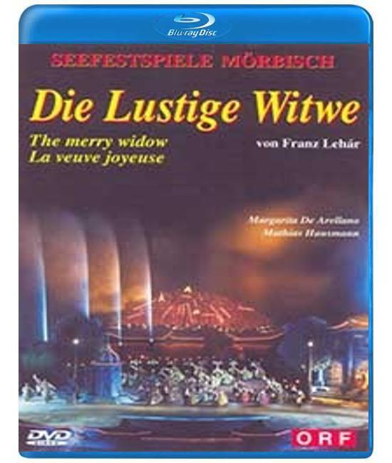 Franz Lehar - Die lustige Witwe [Blu-Ray]