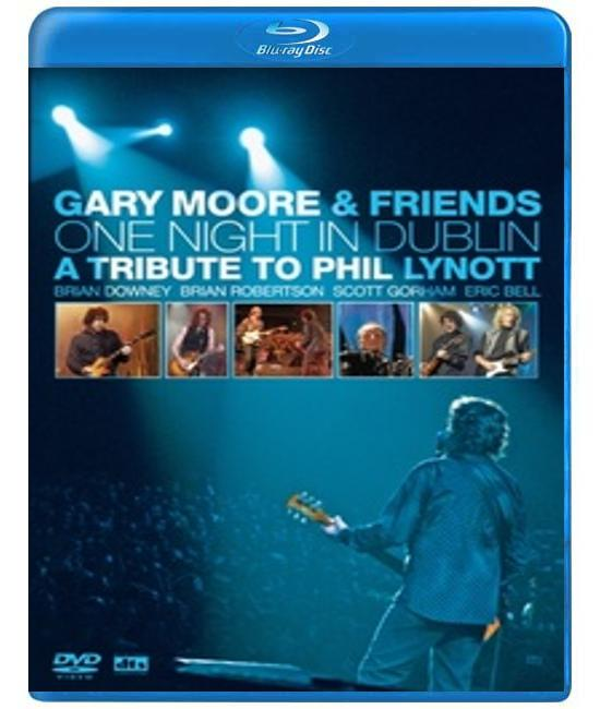 Gary Moore and Friends: One Night In Dublin [Blu-Ray]