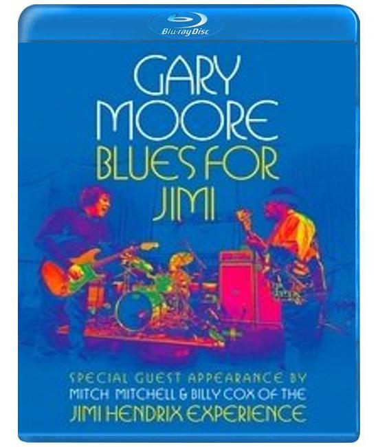 Gary Moore - Blues for Jimi (2007) [Blu-Ray]