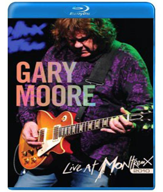 Gary Moore: Live At Montreux [Blu-Ray]