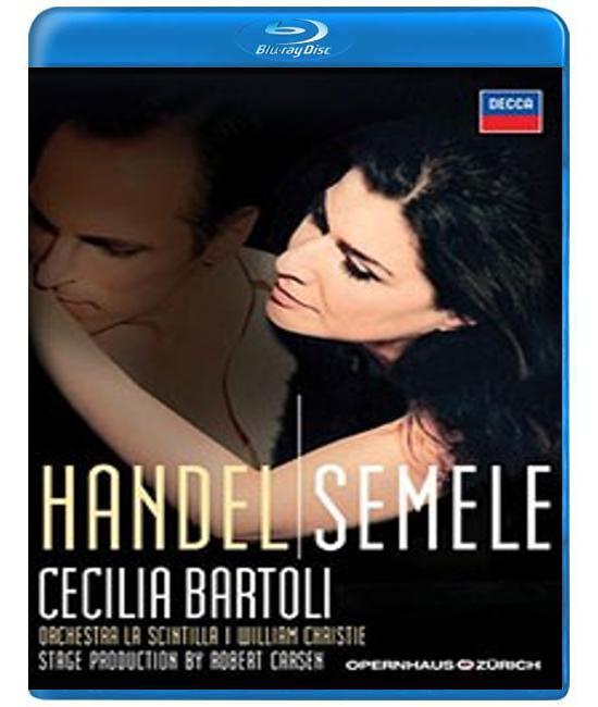 Гендель - Семела. [Blu-ray]