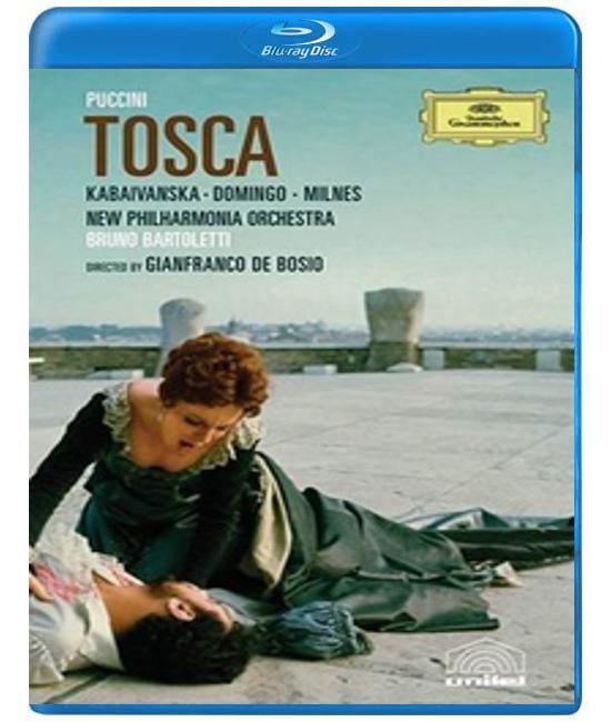 Джакомо Пуччини - Тоска [Blu-ray]