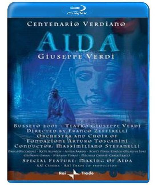 Verdi - Aida [Blu-Ray]
