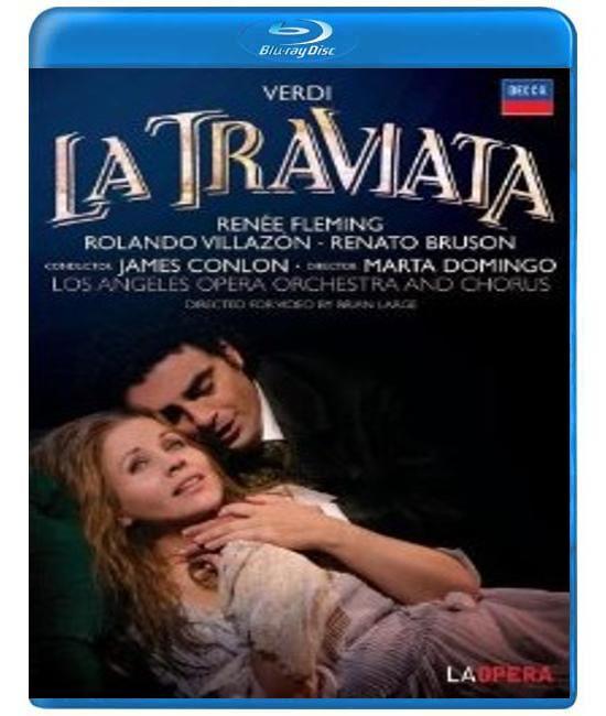 Джузеппе Верди - Травиата. [Blu-ray]
