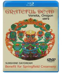 Grateful Dead - Sunshine Daydream - Veneta [Blu-ray]