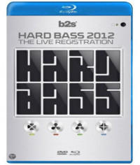Hard Bass 2012 - The Live Registration [Blu-ray]