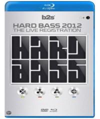 Hard Bass 2012 - The Live Registration [Blu-ray]