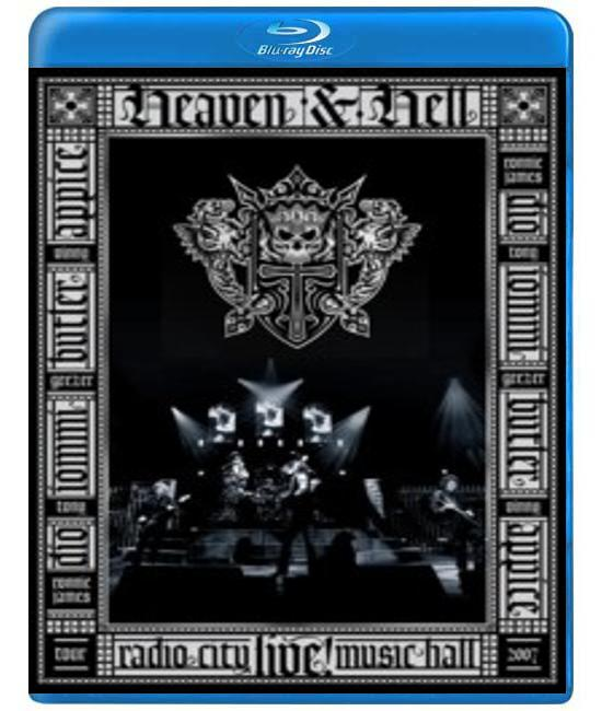 Heaven and Hell - Radio City Music Hall [Blu-ray]