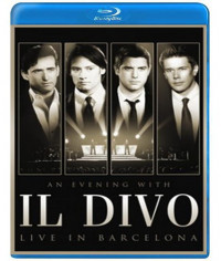 Il Divo - An Evening With Il Divo: Live In Barcelona [Blu-Ray]