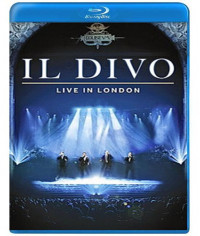Il Divo: Live in London [Blu-Ray]