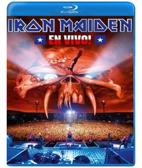 Iron Maiden - En Vivo! [Blu-Ray]