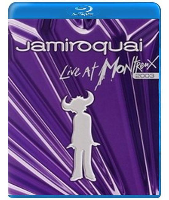 Jamiroquai: Live at Montreux [Blu-Ray]