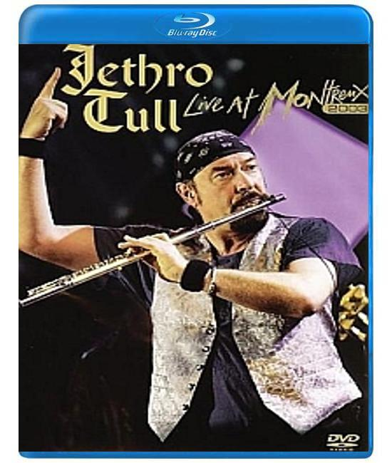 Jethro Tull - Live At Montreux [Blu-Ray]