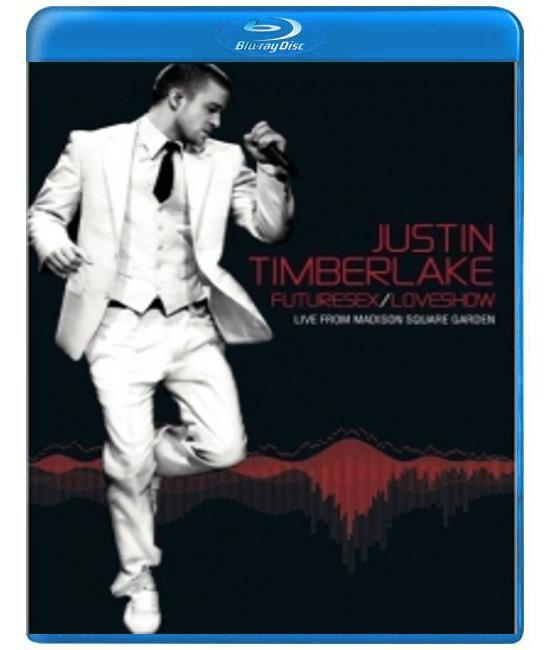 Justin Timberlake - Futuresex [Blu-Ray]