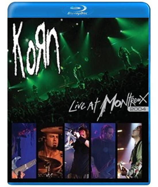 Korn - Live at Montreux [Blu-Ray]