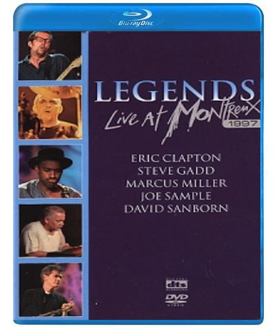 Legends - Live At Montreux [Blu-Ray]