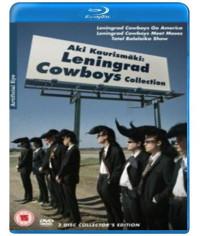 Ленинградские ковбои едут в Америку [Blu-Ray]